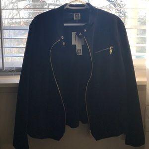 Anne Klein women's sweater cardigan